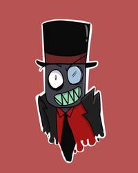 Black Hat fanart by RitaPita9