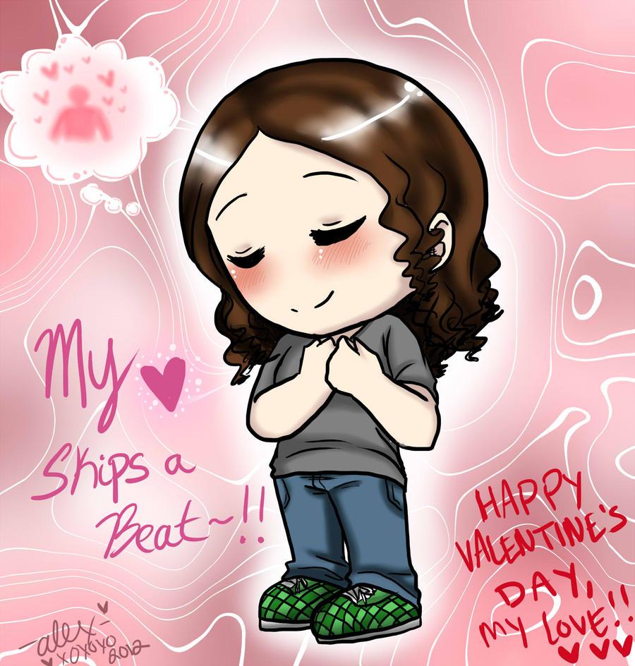 Valentine's Day 2012 by Shock7772