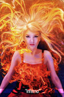 Inferno by amygdaladesign