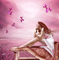 In Her Dreams by amygdaladesign