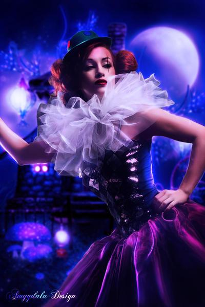Glowing Fairytale by amygdaladesign
