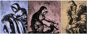 Assassins creed fanart by Barbeanicolas