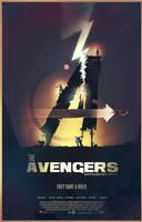 Avengers by Barbeanicolas