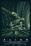 Alien alternative poster final