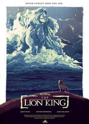 The Lion King by Barbeanicolas