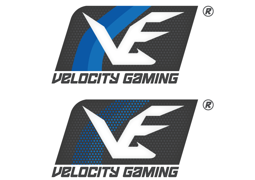 Velocity Gaming Logo by elementGOD on DeviantArt