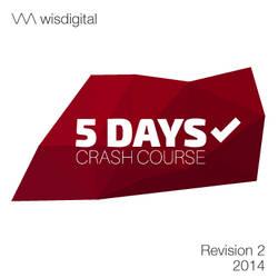 CW : 5days driving school logo