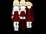 School uniform (schools for girls)