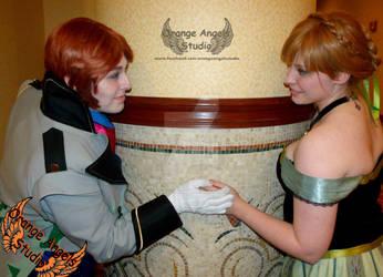 Frozen - Hans and Anna