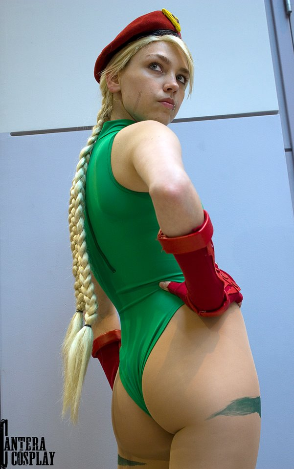 Cammy White by LadyDCosplay