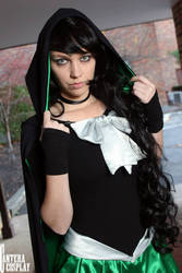 Sailor Slytherin 3 by LadyDCosplay
