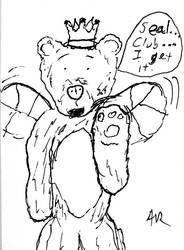 Fairy Bear by creeper23