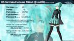 [MMD] OS formula Hatsune Miku4 (beta) [DL link]