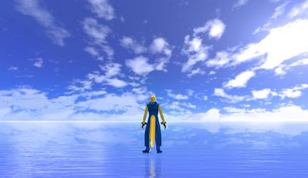 [Blender] - Face my fears by Orahi-shiro