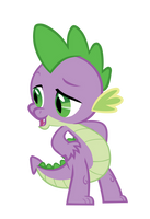 Well, well, well. - Proud Spike by Nyax
