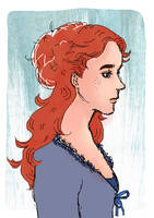 aSoIaF Sansa Stark by jubah