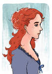 aSoIaF Sansa Stark