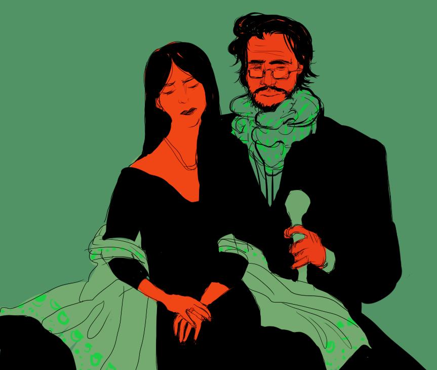 Ivan and Katya by jubah