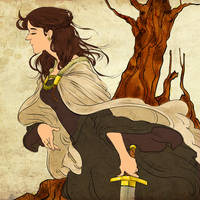 aSoIaF Lyanna Stark by jubah