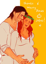 asoiaf stark parents by jubah