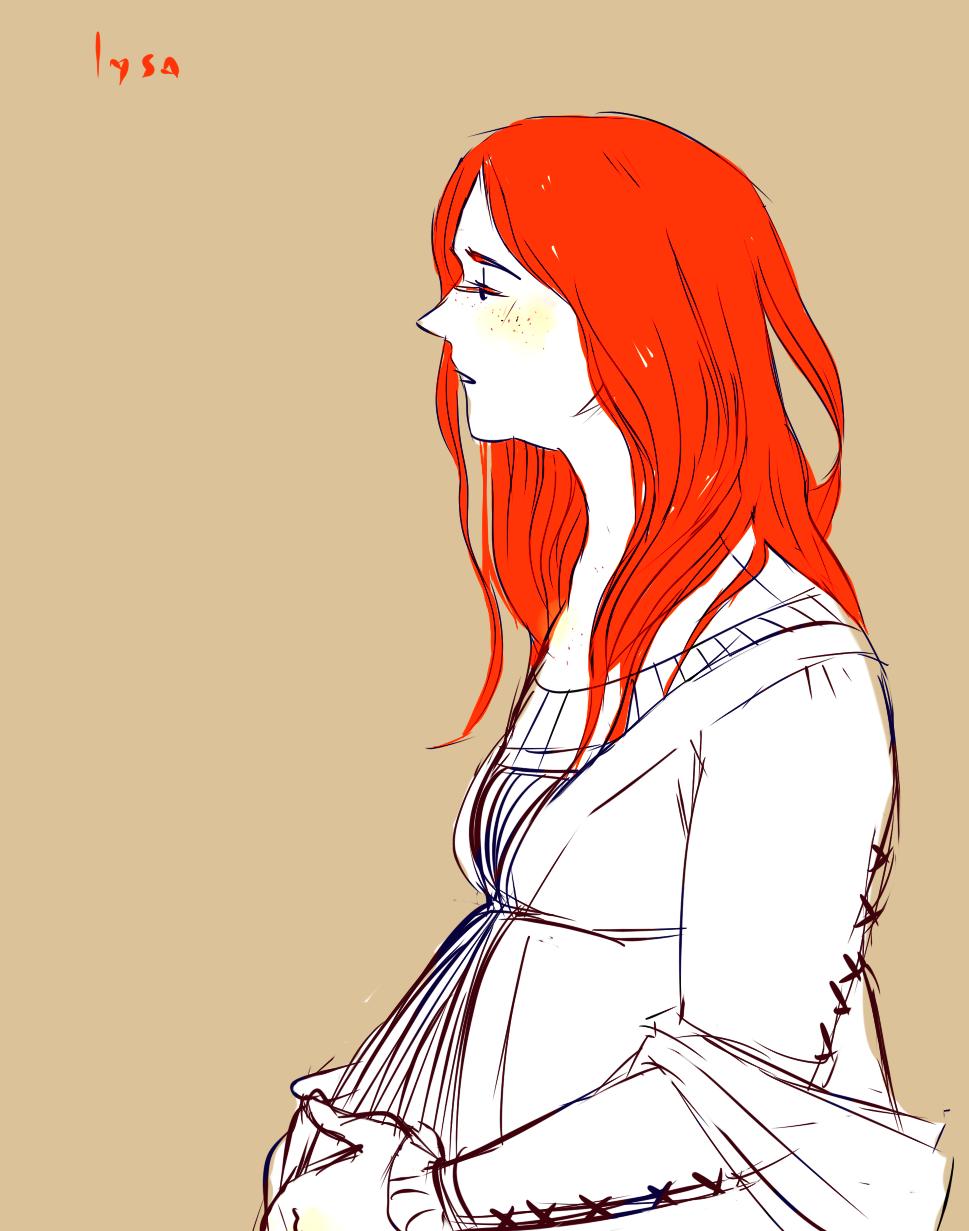 asoiaf Lysa Tully by jubah