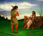 tolkien Shepherds of Numenor by jubah