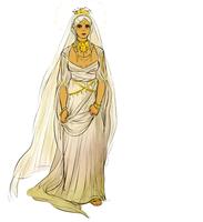 tar-miriel by jubah