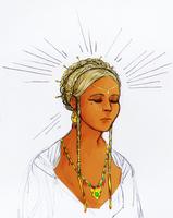 tar-miriel study by jubah
