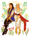 anaire and earwen