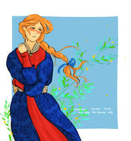 young catelyn by jubah