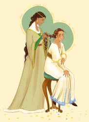 rian and morwen