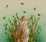 celeborn of the trees