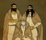 baran and his sons baranor and boron