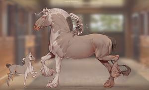 HORSE-ADOPT AUCTION 20 [CLOSED]