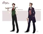 1890s man fashion