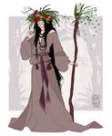 Slavic Witch