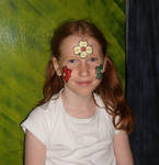 My flowergirl