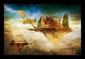Da Vinci in the air by Wimmeke63