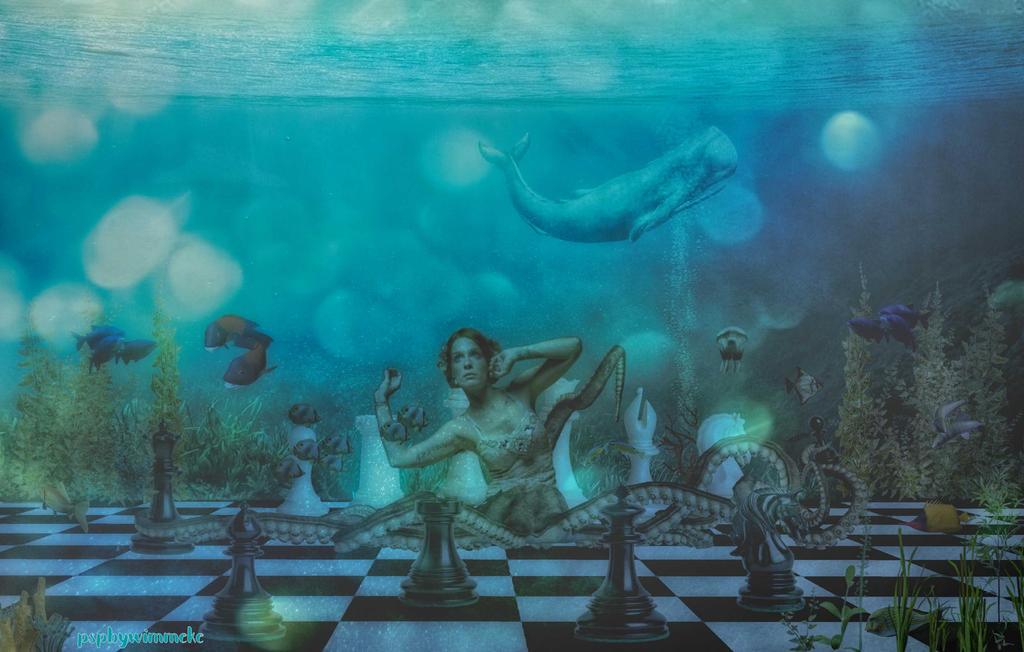 Underwater Chess by Wimmeke63