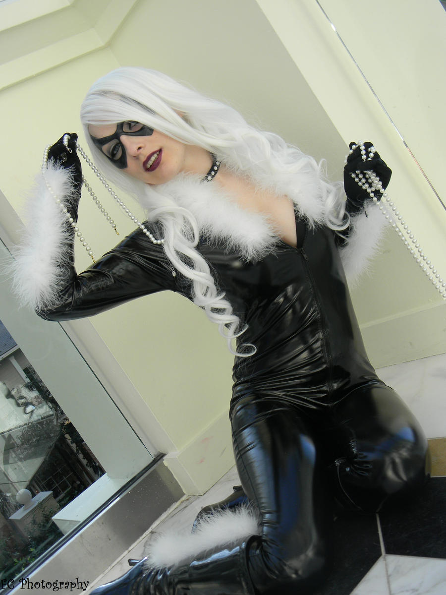 Black Cat by MurderNurse