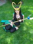 Lady Loki by MurderNurse