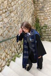 [OC] Ravenclaw Student