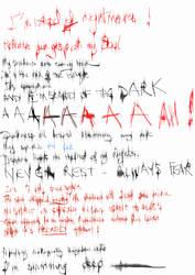 Dream Theater Lyrics