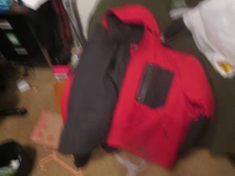 New work jacket by Neko-Ryuu