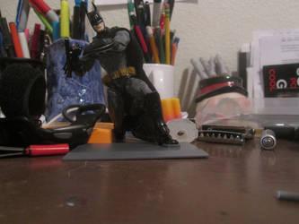 BATMAN by Neko-Ryuu