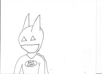 Bat-Chris rough!