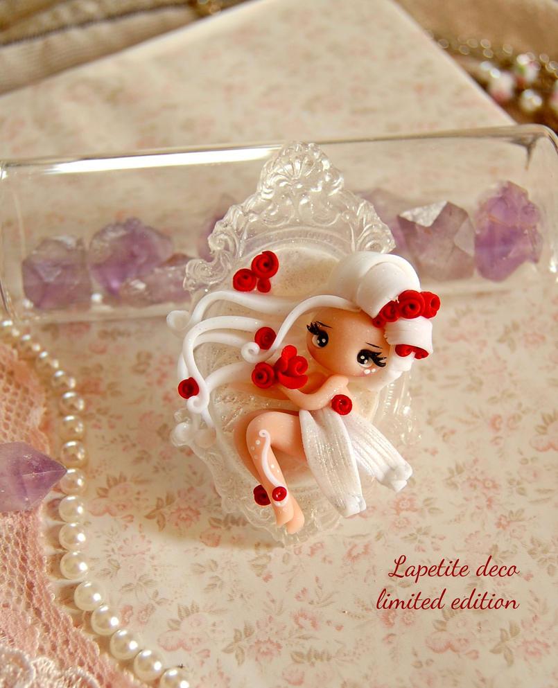 eternal rose by lapetitedeco