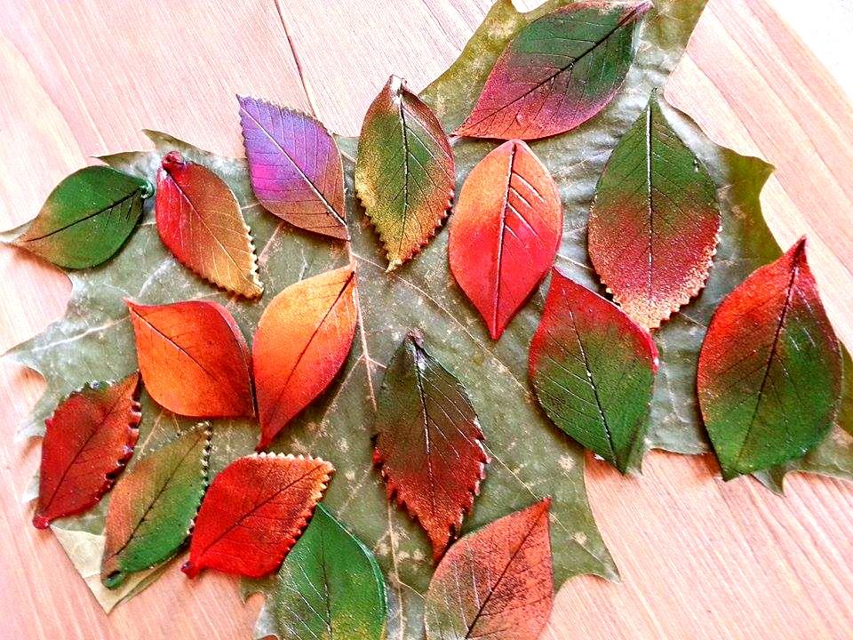 leaf by lapetitedeco
