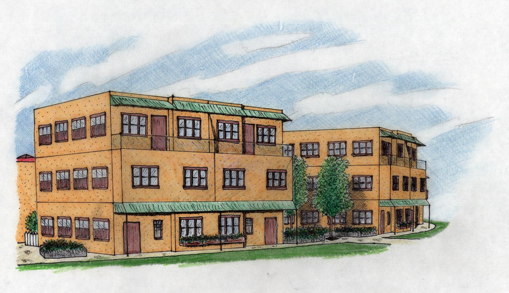University Square Apartments Levelland