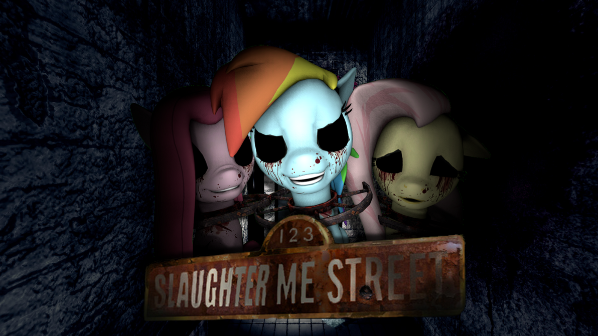 123 Slaughter Me Street Characters